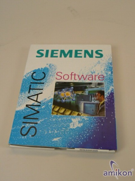 Siemens Simatic S7 Single License 6ES7840-0CC02-0YE0 6ES7 840-0CC02-0YE0 neu !