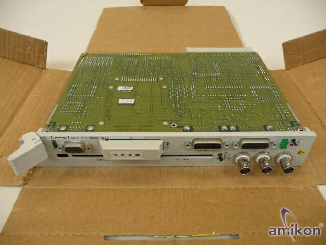 Siemens Coros Visualisierungsprozessor 6AV1242-0DA02-0AA0 6AV1 242-0DA02-0AA0   Hover