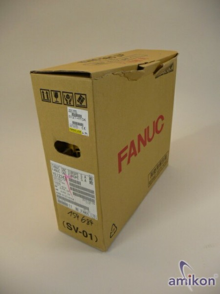 Fanuc Servo Amplifier Module aISV-40HV A06B-6127-H104 neu !