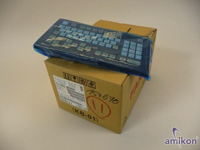 Fanuc MDI UNIT (PC TYPE (QWERTY), 160X290 A02B-0303-C128 neu !!