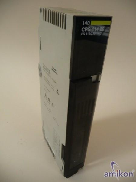 Schneider Automation TSX Quantum 140 CPS 114 20