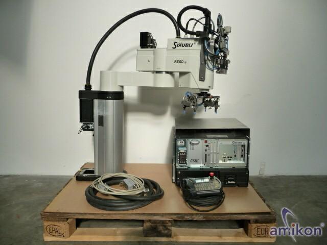 Stäubli Roboter RS60 RS 60