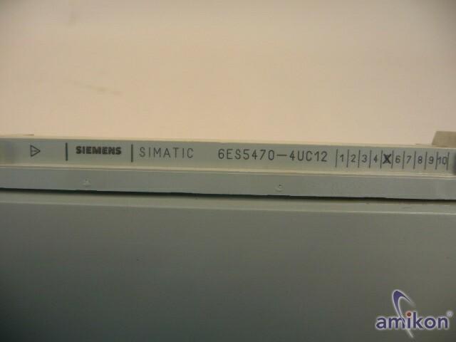 Siemens Simatic S5 Analogausgabe 6ES5470-4UC12 6ES54704UC12  Hover