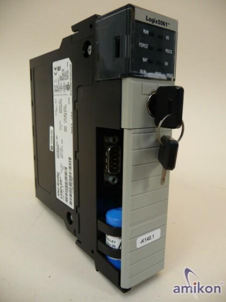 Allen-Bradley Logix Pac Processor 5561 Controllogix