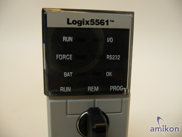 Allen-Bradley Logix Pac Processor 5561 Controllogix  Hover