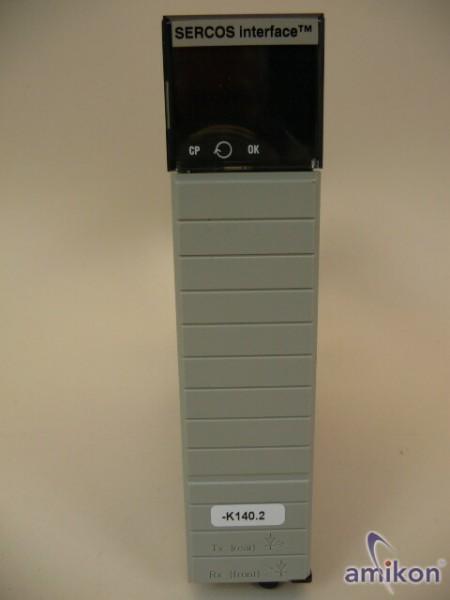 Allen-Bradley 16 Axis Sercos Interface Module 1756-M16SE A