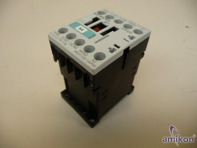 Siemens Hilfs - Schütz 3RH1122-1AP00  3RH 1122-1AP00