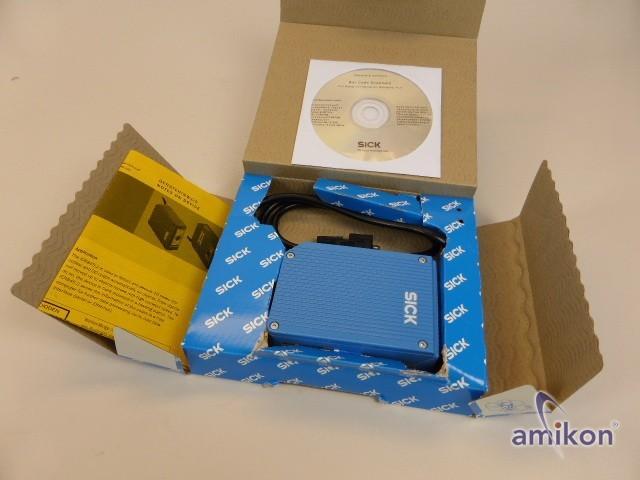 Sick Kamerabasierte Codeleser ICR845-2E1020 1047750 neu !