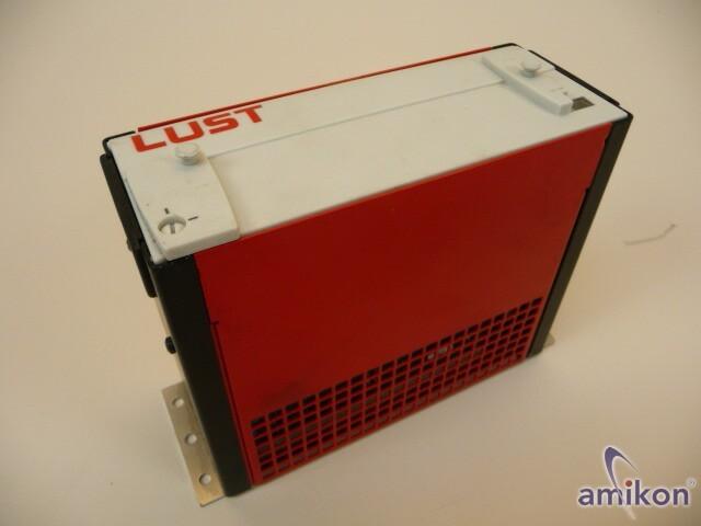 Lust Umrichter VF1202  0,375 kW