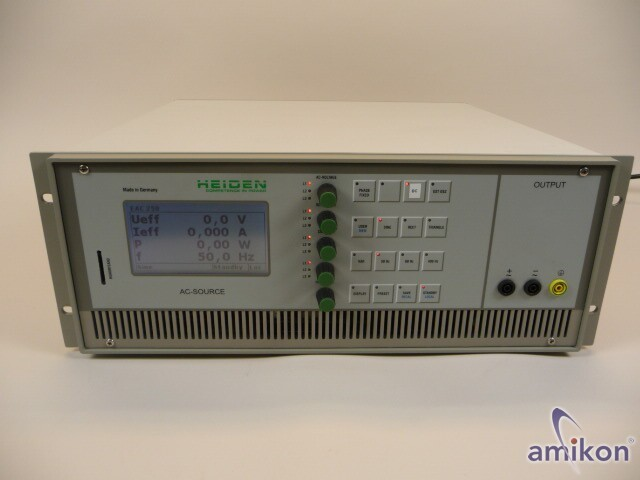 Heiden Stromversorgung HE-AC-S 250/V700