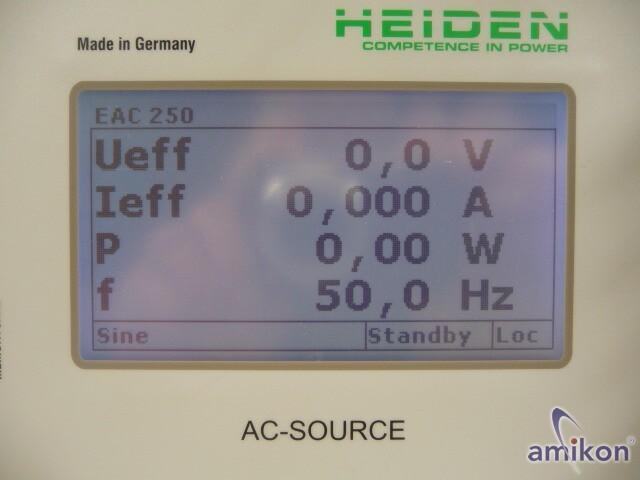 Heiden Stromversorgung HE-AC-S 250/V700  Hover