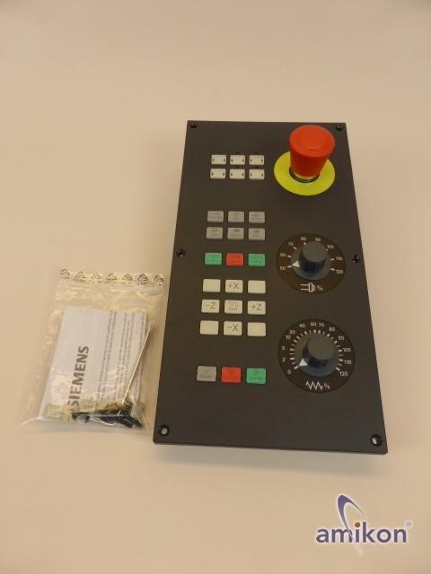 Siemens Sinumerik Maschinensteuertafel 6FC5603-0AD00-0AA2