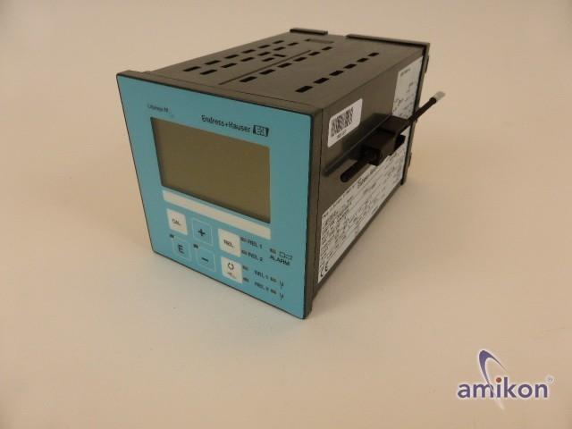 Endress+Hauser Liquisys M CPM223-ID8005 Messumformer pH0...14 Temp.-50...150°C