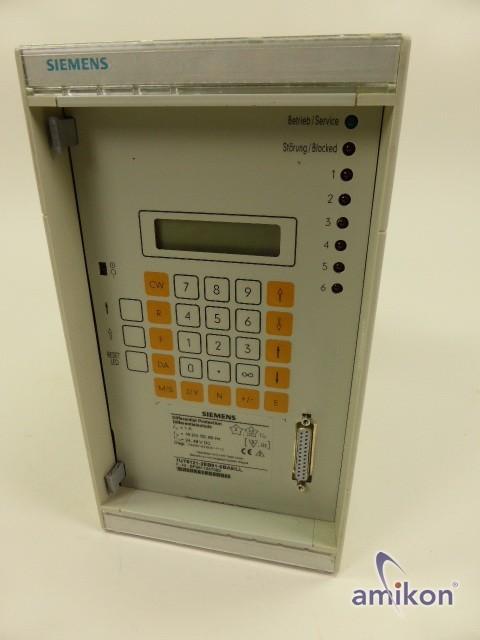 Siemens Simatic Digitaler Differentialschutz 7UT5121-2EB01-0BA0  Hover