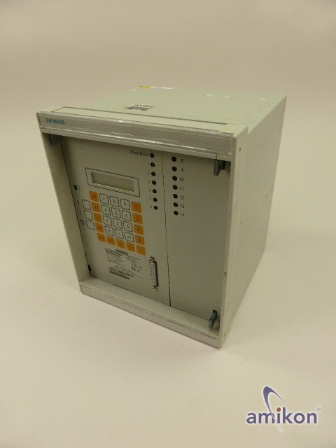 Siemens Simatic Digitaler Maschinenschutz 7UM5111-2EB01-0BB0