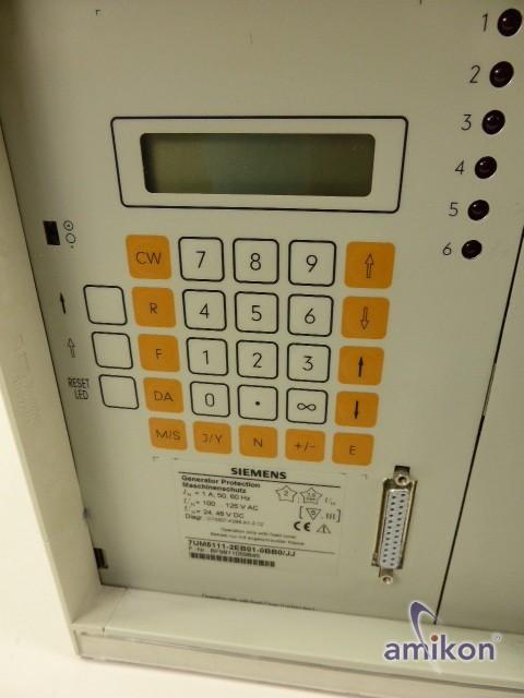 Siemens Simatic Digitaler Maschinenschutz 7UM5111-2EB01-0BB0  Hover