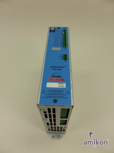 Stöber Servo Drive Posidyn Frequenzumrichter SDS4011