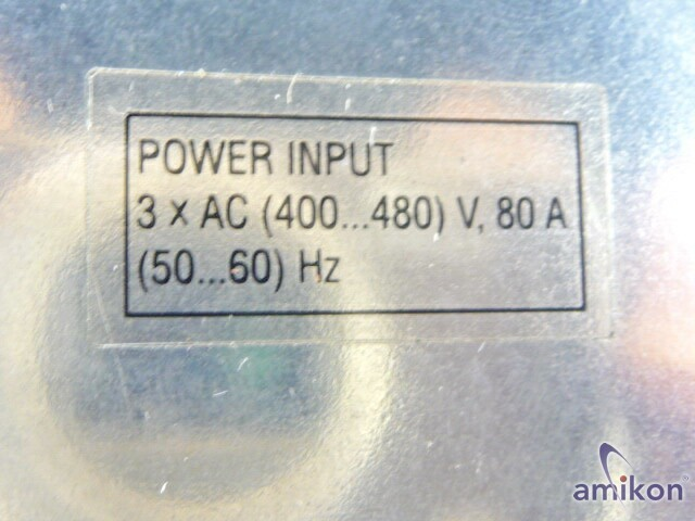 Indramat Rexroth AC Power Supply Module HZF01.1-W045N  Hover