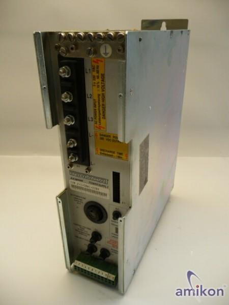 Bosch Indramat Power Supply  TVM 2.1-50W1-220V TVM 2.1-50-W1-220V