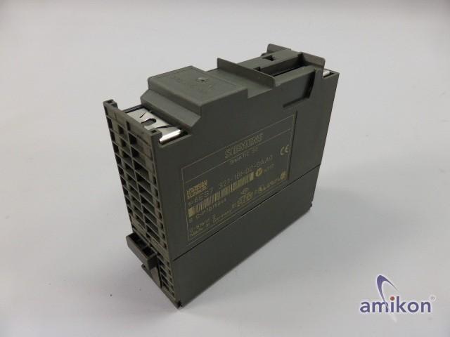 Siemens Simatic S7 Digitaleingabe 6ES7321-1BH02-0AA0 6ES7 321-1BH02-0AA0  Hover