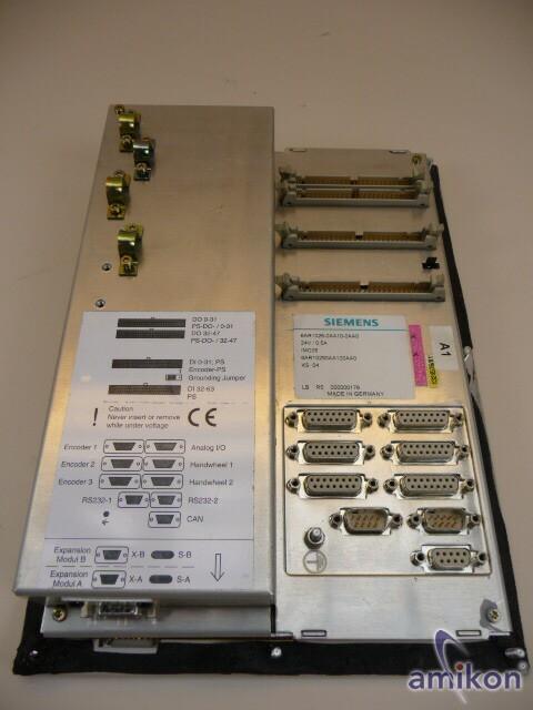 Siemens Sicomp Kompaktrechner 6AR1025-0AA10-0AA0 KS 02  Hover