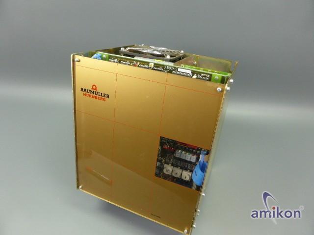 Baumüller Einbau-Stromrichtergerät BKF 12/70/400-604000000