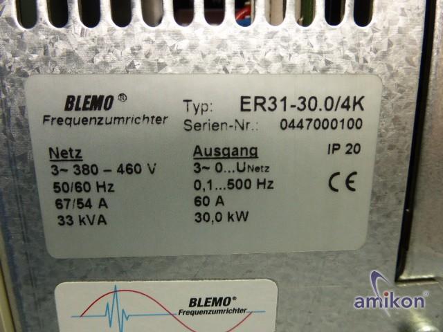 Blemo Frequenzumrichter ER31-30.0/4K Top !  Hover