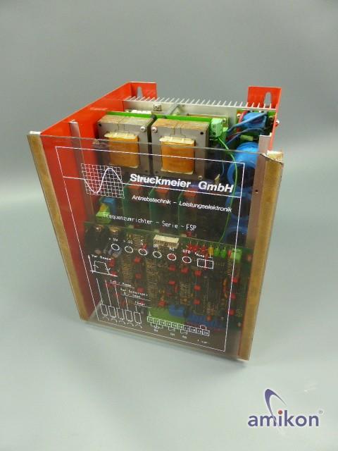 Struckmeier Frequenzumrichter FSP 38B-300-8,6