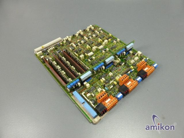 Siemens Simodrive 610 AC-VSA FBG Regelung 6SC6100-0NA21 + 6SC6100-0SA21