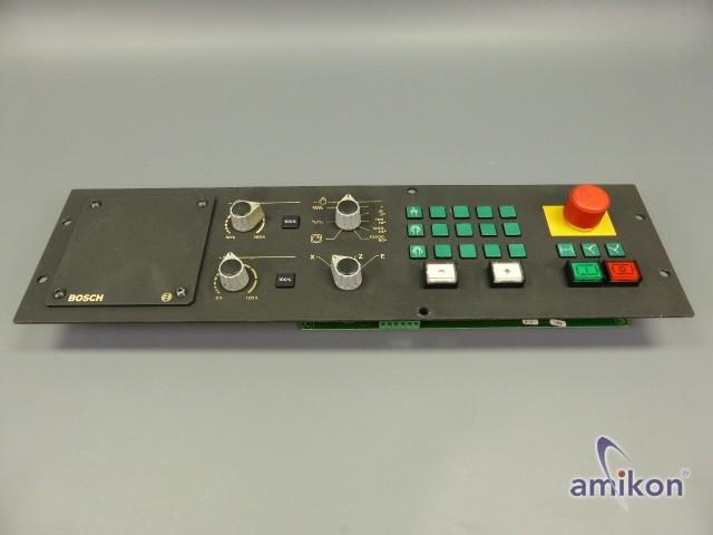 Bosch Maschinensteuertafel 1070 064008-102