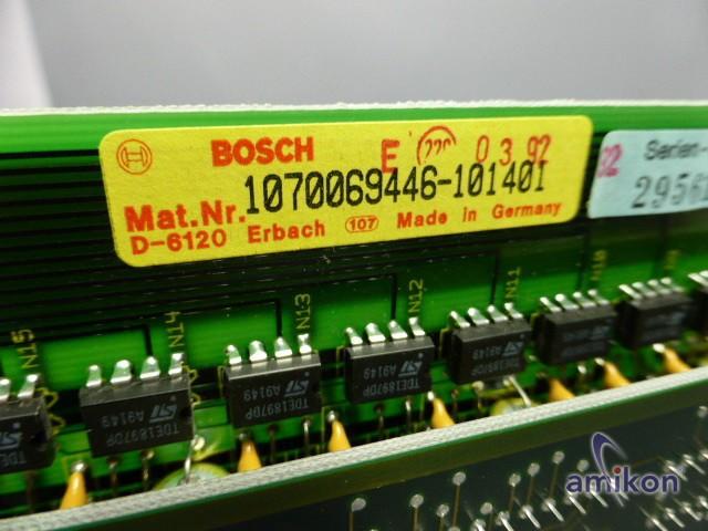 Bosch Reglerkarte Mat.Nr. 1070069446-101401  Hover