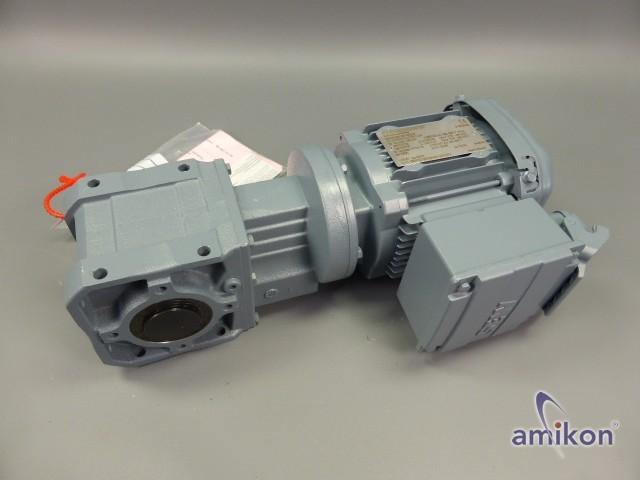 SEW-Eurodrive-Getriebemotor WA37B DRS71S4/ASE1/TF  0,37kW