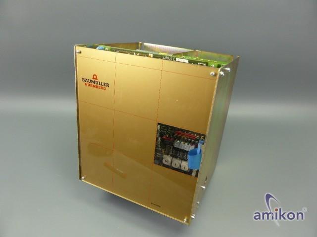 Baumüller Einbau-Stromrichtergerät BKF 12/30/400-604000000