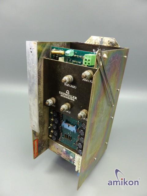 Baumüller Einbau-Stromrichtergerät BKF 12/100/400-1A