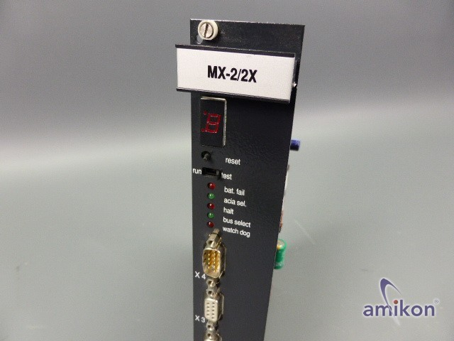 Mannesmann Rexroth Elau Karte MX-2/2X MU3 S22 16MHz f MX-2/S20 #1  Hover