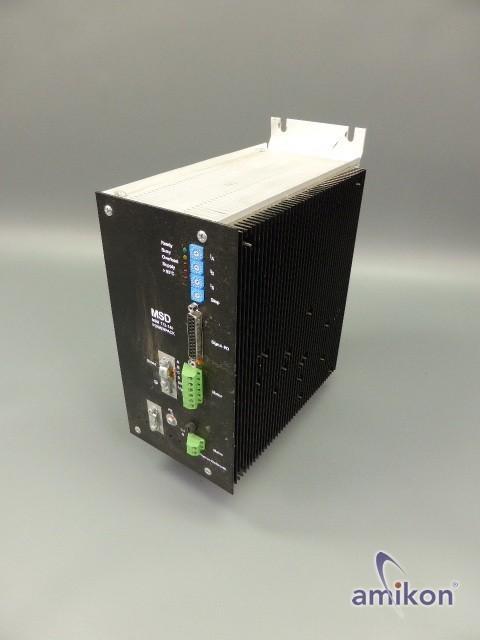 Phytron Schrittmotor-Leistungsendstufe MSD MINI 172-140 Powerpack