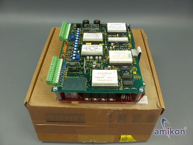 Siemens Simoreg Stromrichtergerät 6RA2211-8DK26-0 neu !
