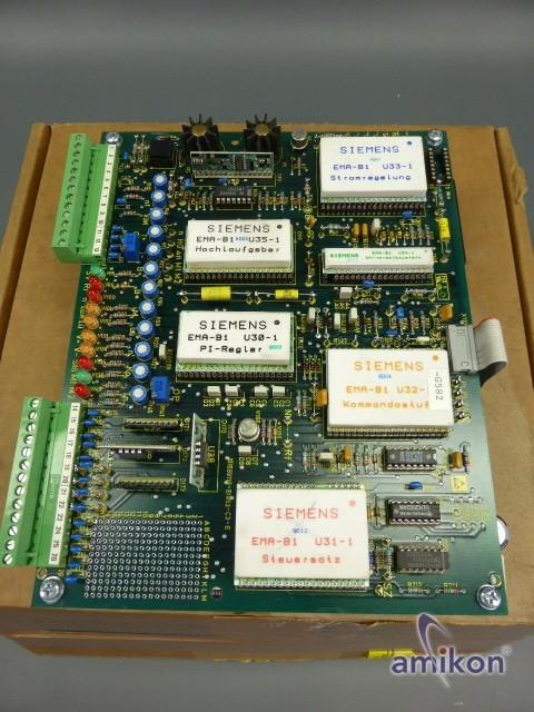 Siemens Simoreg Stromrichtergerät 6RA2211-8DK26-0 neu !  Hover