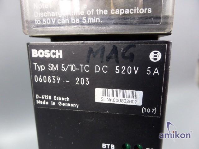 Bosch Servo Modul SM 10/20-TC Nr. 060839-203  Hover