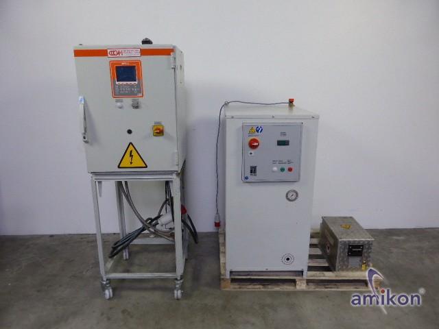 GH Induction Transistor-Generator für induktive Erwärmung mit Kühlung 30 SMBC
