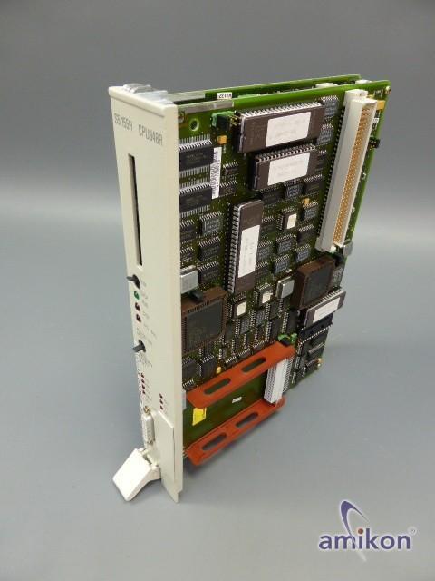Siemens Simatic S5 Zentralbaugruppe CPU 6ES5948-3UR12 6ES 5948-3UR12 E-Stand: 01
