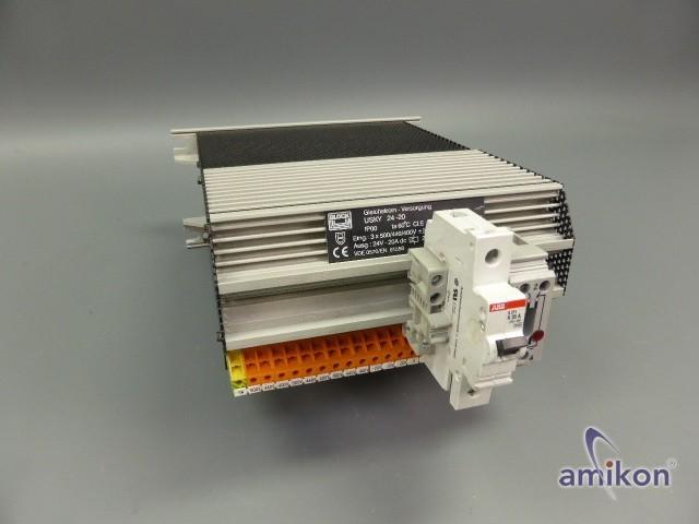 Block Gleichstromversorgung USKY 24-20 24V 20A