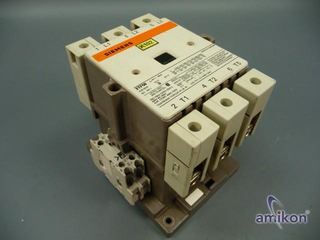 Siemens Schütz 3TF50 Baugrösse 6  160Amp Spule 220v 50Hz