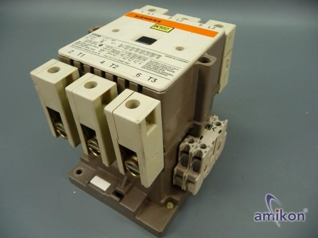 Siemens Schütz 3TF50 Baugrösse 6  160Amp Spule 220v 50Hz  Hover