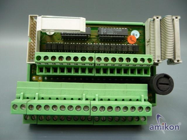 Ferrocontrol Steuerungssystem Module FBUS IN 16