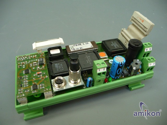 Ferrocontrol Steuerungssystem FBUR Feldbus-Achsrechner