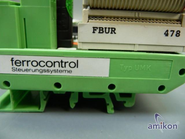Ferrocontrol Steuerungssystem FBUR Feldbus-Achsrechner  Hover