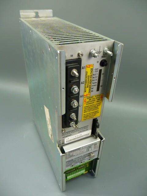 Indramat  AC-Servo Controller TDM 2.1-030-W0 TDM2.1-030-W0