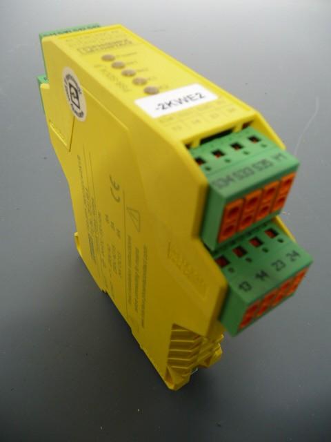 Phoenix Sicherheitsrelais  PSR-SPP-24DC/SDC4/2X1/B