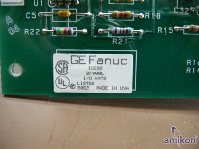 Fanuc Board GE FANUC series six IC600BF900L  Hover